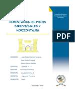 Cementacionn de Pozos Direccionales y Horizontales Imprimir