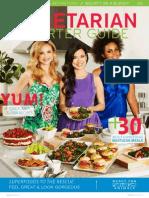 Vegetarian Starter Guide (MFA)