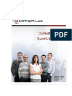 DotNetNuke 7.0.6 SuperUser Manual