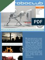 AMU RoboClub Information Brochure