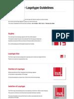 Film4 Condensed Logo Guidelines
