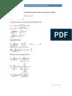 Separacion de Variables y Homogeneas