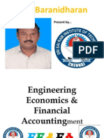 ENGINEERING ECONOMICS & FINANCIAL ACCOUNTING - FACTORS AFFECTING ELASTICITY OF SUPPLY - FINAL YEAR CS/IT - SRI SAIRAM INSTITUTE OF TECHNOLOGY - DR,K,BARANIDHARAN