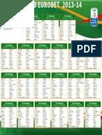 Calendario Serie B 2013/2014
