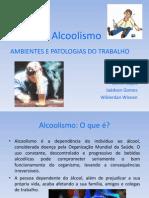 Apresentação - Alcoolismo -1