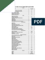 30 6060 Series2 Spec Sheet