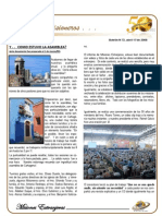 Boletin72 Asamblea Anual, Cartagena