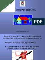 3- La escuela como organización