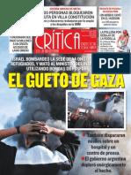 Diario Critica 2009-02-16