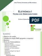 Teoria Dos Semicondutores