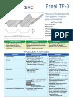 PRODACERO FICHAS TECNICAS