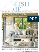 The English Home Magazine July 2013