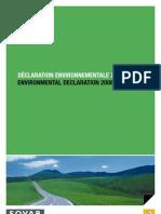 batilly - déclaration environnementale 2008