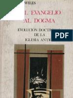 Del Evangelio Al Dogma_Wiles
