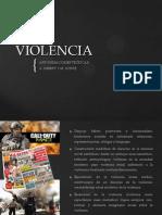 Diapositivas Sobre La Violencia Muniz Sodre y Gerard Imbert