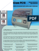Proficlave Pc10 Frontpage