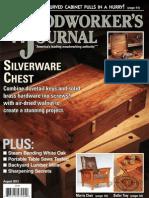 Woodworker's Journal - JulyAugust 2013