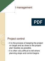 Project Management Final