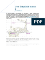 Imprimir Mapas en Layout