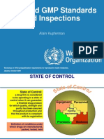4-2 Inspections GMP Standards