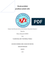 Contoh Penulisan Naskah Radio (60 Menit)