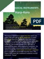 Odd Musical Instrument