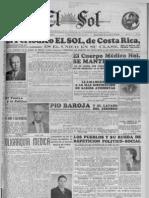 Victor Lorz Pio Baroja y El Lavado Del Cerebro