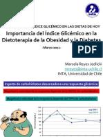 Indice Glicemico e Insulina