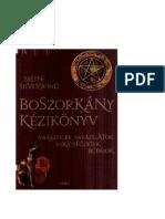 Selene Silverwind-boszorkany Kezikonyv