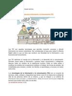 TECNOLOGÍAS DE  LA INFORMACIÓN Y LA COMUNICACIÓN PUBLICACIÓN