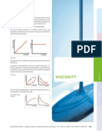 Principles of Viscosity Measurement