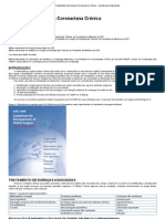 Tratamento da Doença Coronariana Crônica - Versão para Impressão