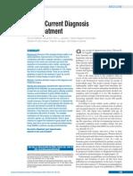 Diagnóstico e tratamento da gota