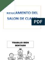 Reglamento Del Salon de Clases