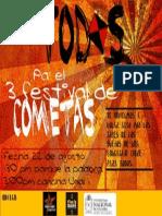 3er Festival de Cometas