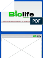 Biomagnetic bracelet Biolife India
