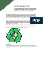 10 formas creativas para reciclar.docx