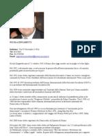 Curriculum Vitae - Nicola Zingaretti