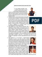Biografias de Presidentes del Peru desde 1821 al 2011.docx