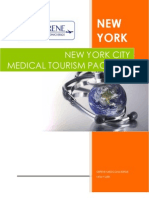 New York Medical Tourism Package