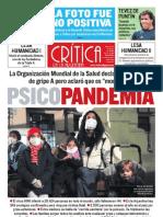 Diario Critica 2009-06-12