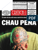 Diario Critica 2009-06-18