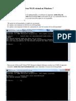 Wi-Fi Virtual en Windows 7 - Blogmatico.com