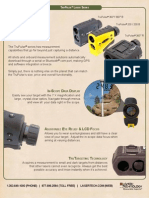 TruPulse Laser Series Specifications.