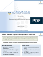 Measure the Value of your Human Capital with Human Capital Financial Statements