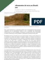 Enchentes e Deslizamentos de Terra No Brasil