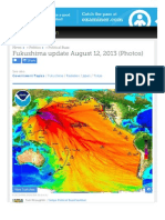 Fukushima Aug 2013 Entire Pacific Ocean Uninhabitable in Two Years
