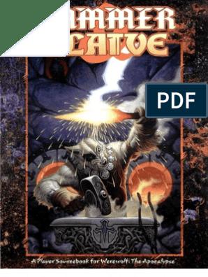 Hammer and Klaive | Magic (Paranormal) | Werewolves