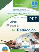 Curso Mejora Tu Redaccion4bcf146e3191c