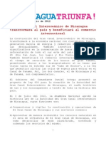 Nicaragua Triunfa 70